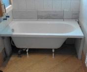 Fürdőkád beépítés